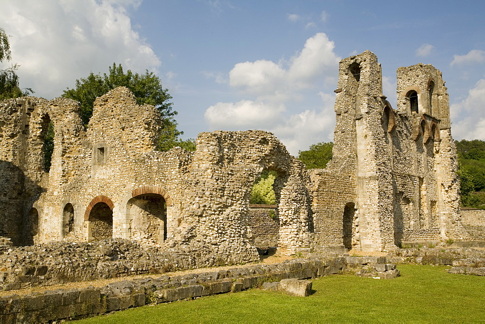 Wolvesley castle, Winchester, Hampshire, England, United Kingdom, Europe