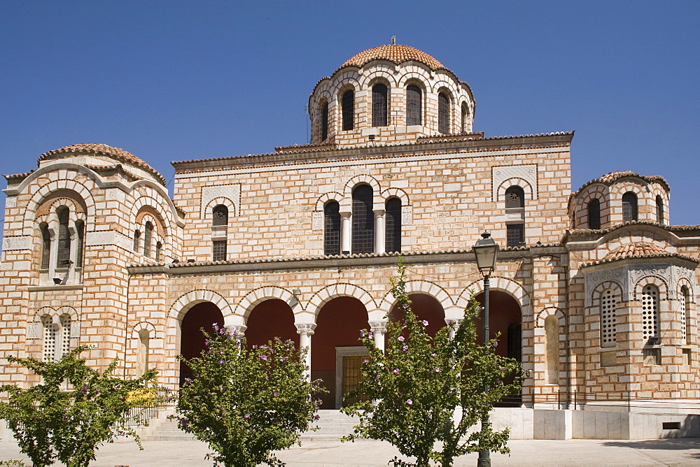 Cathedral, Volos, Thessaly, Greece, Europe