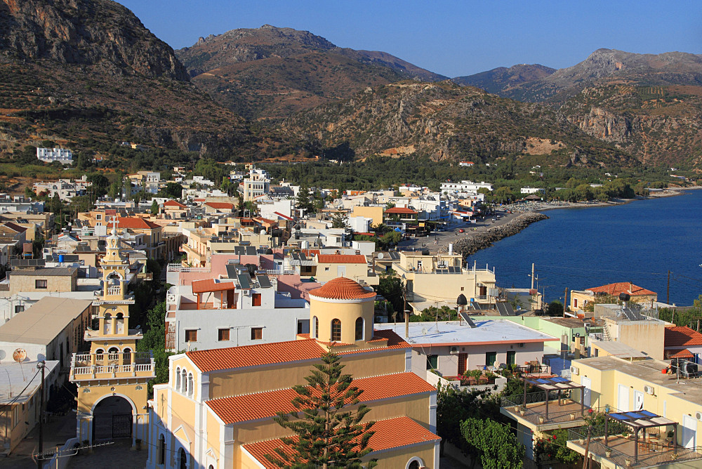 Paleochora, Crete, Greek Islands, Greece, Europe