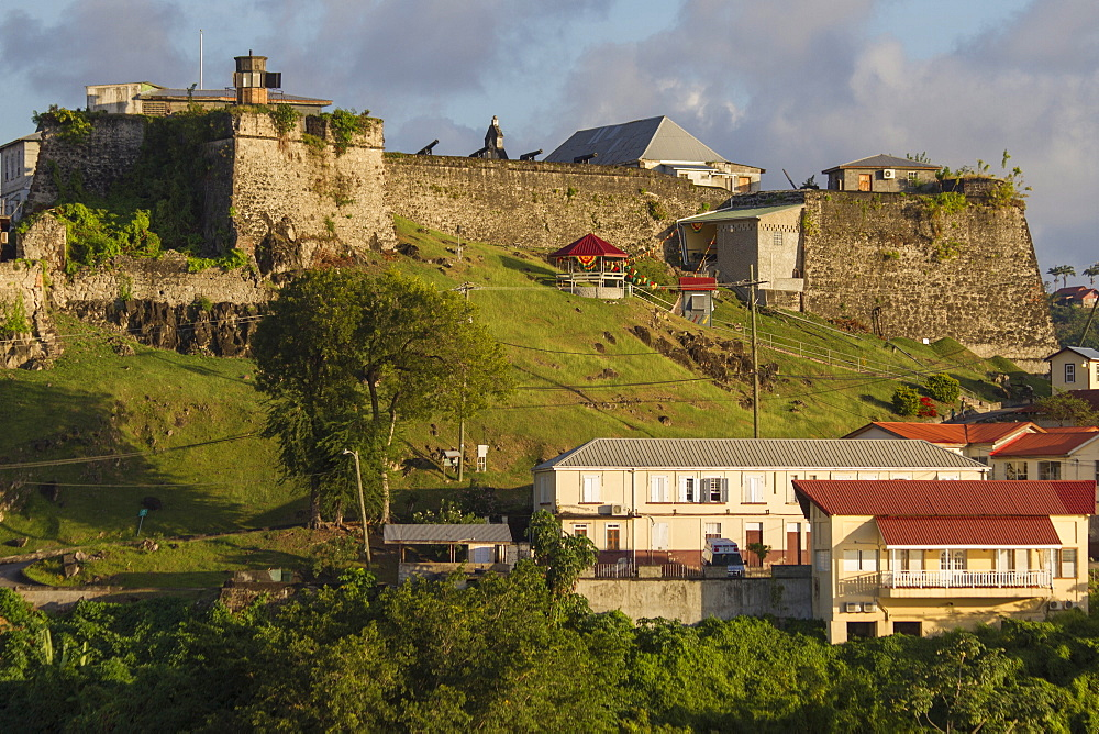Fort George, St. George's, Grenada, Windward Islands, West Indies, Caribbean, Central America