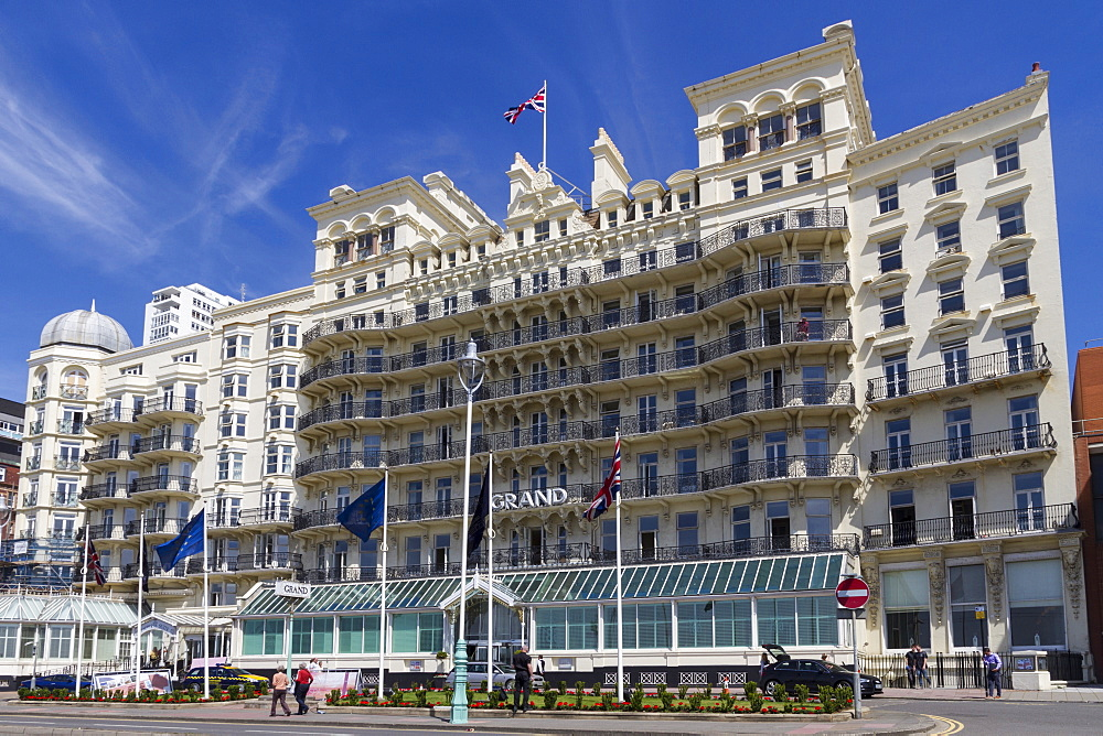 Grand Hotel, Brighton, Sussex, England, United Kingdom, Europe