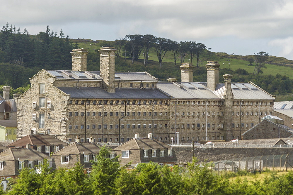 Dartmoor prison. Devon, England, United Kingdom, Europe