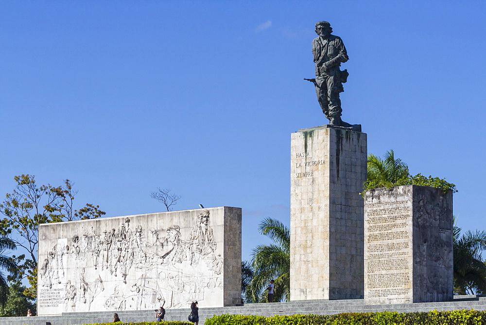 Che (Ernesto) Guevara mausoleum, Santa Clara, Cuba, West Indies, Caribbean, Central America