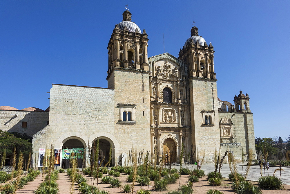 Santo Domingo church, Oaxaca, Mexico, North America - 306-4391