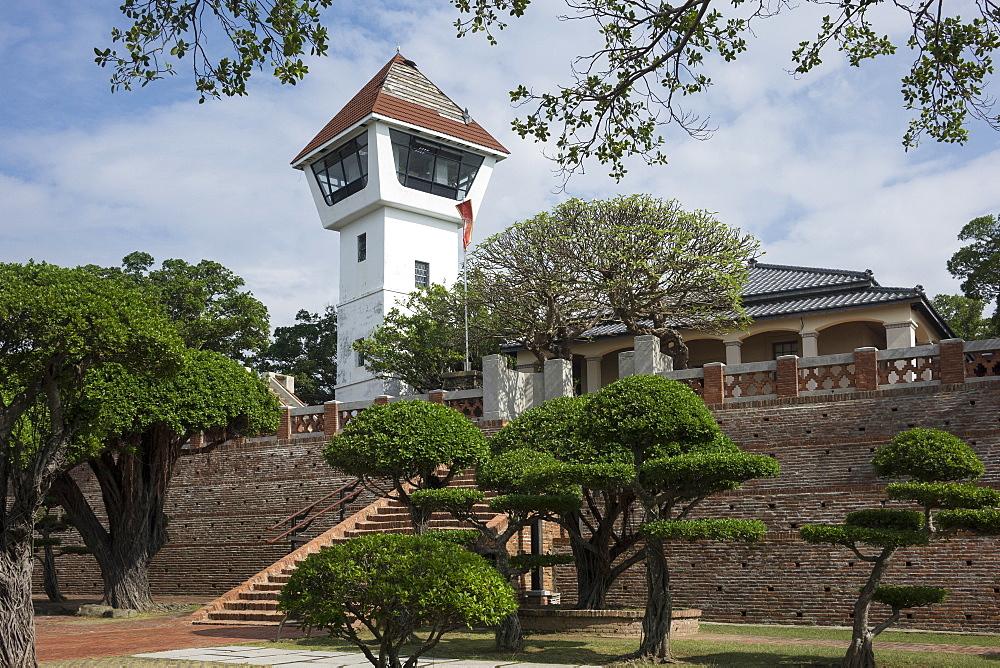 Anping Fort, Tainan, Taiwan, Asia - 306-4415