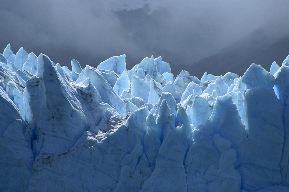 Moreno Glacier, Los Glaciares National Park, Argentina, South America - 312-1023