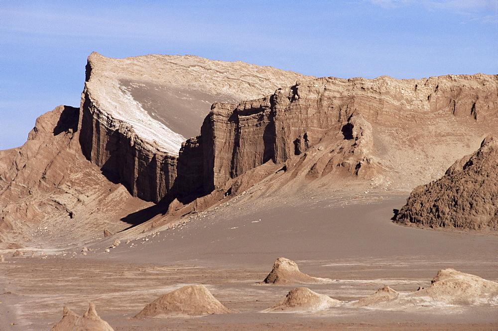 Luna Valley, Atacama Desert, Chile, South America