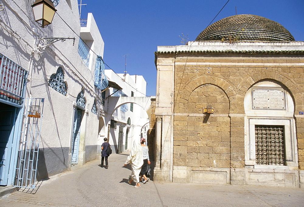 The Medina, Tunis, UNESCO World Heritage Site, Tunisia, North Africa, Africa