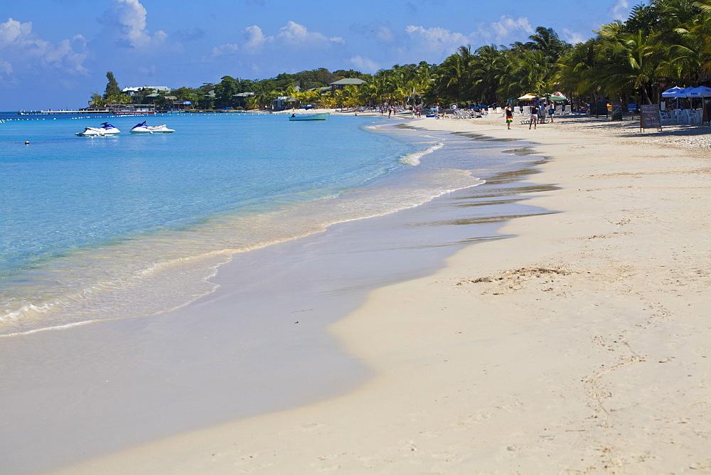 West Bay, Roatan, Bay Islands, Honduras, Central America