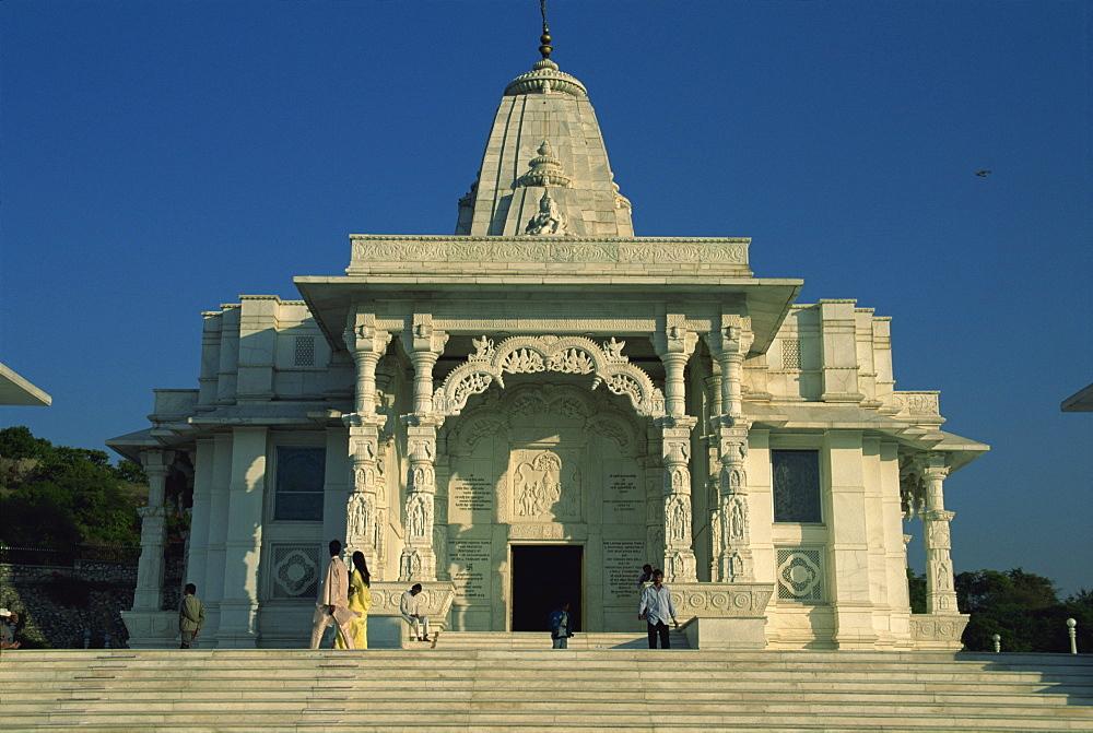 Shri Laxmi Narayan Temple, Jaipur, Rajasthan state, India, Asia
