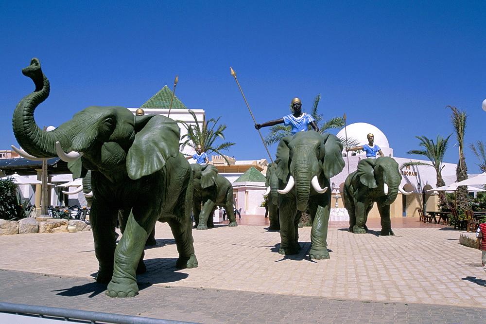 Carthage Land, Yasmine Hammamet, Tunisia, North Africa, Africa