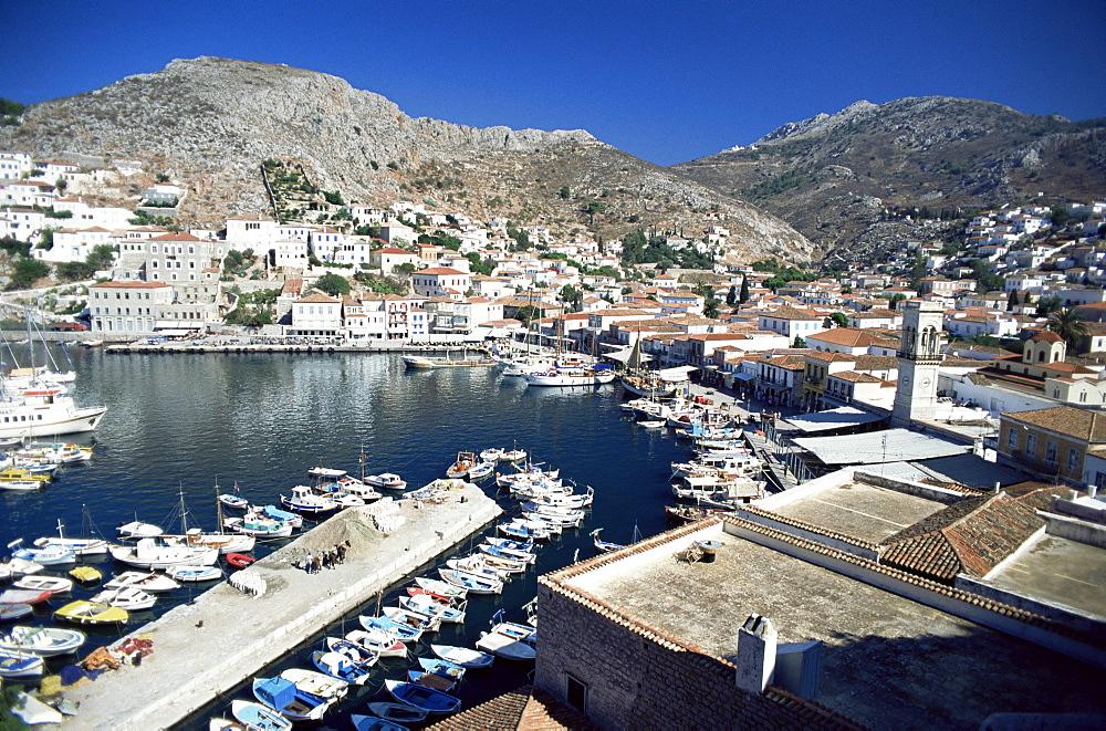 Hydra, Greek Islands, Greece, Europe