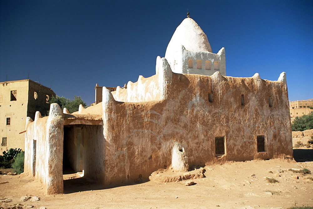 Ancient holy shrine, Tinerhir, Morocco, North Africa, Africa