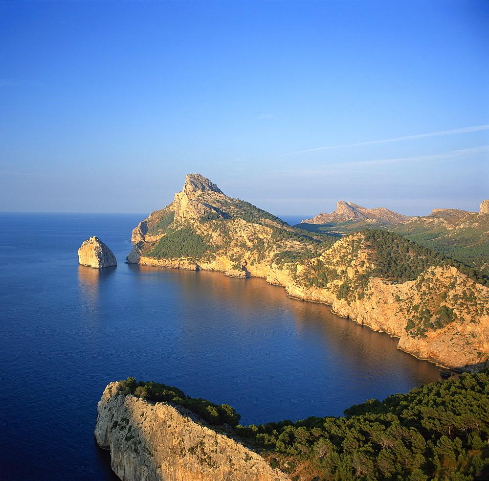 Formentor Peninsula, Mallorca, Balearics, Spain, Mediterranean, Europe - 350-841