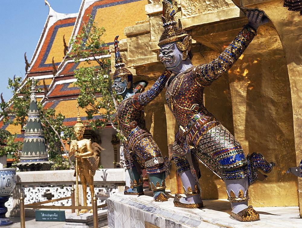 Grand Palace, Bangkok, Thailand, Southeast Asia, Asia - 352-31