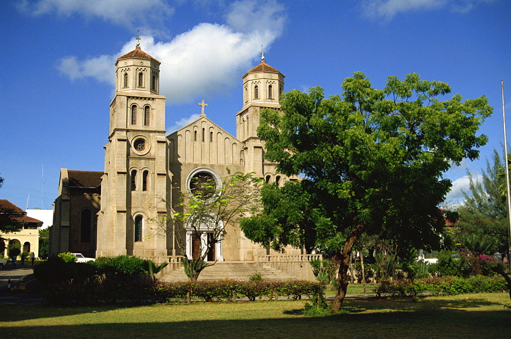 Holy Ghost Cathedral, Mombasa, Kenya, East Africa, Africa