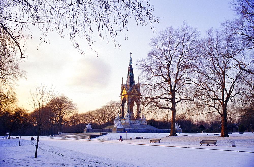 Albert Memorial, London, UK, Europe