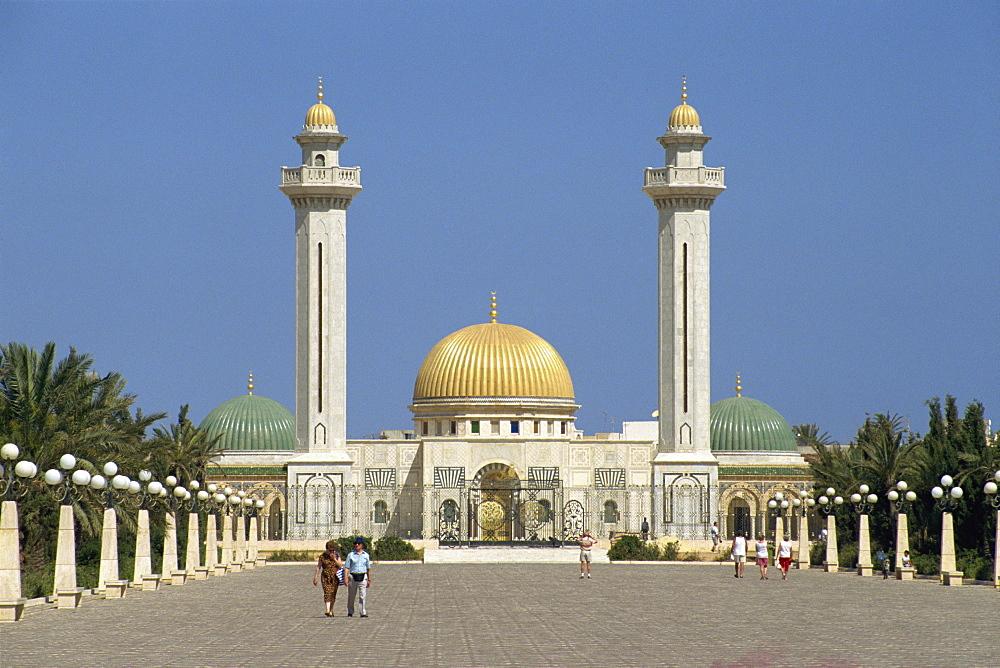 Bourguiba Mausoleum, Monastir, Tunisia, North Africa, Africa