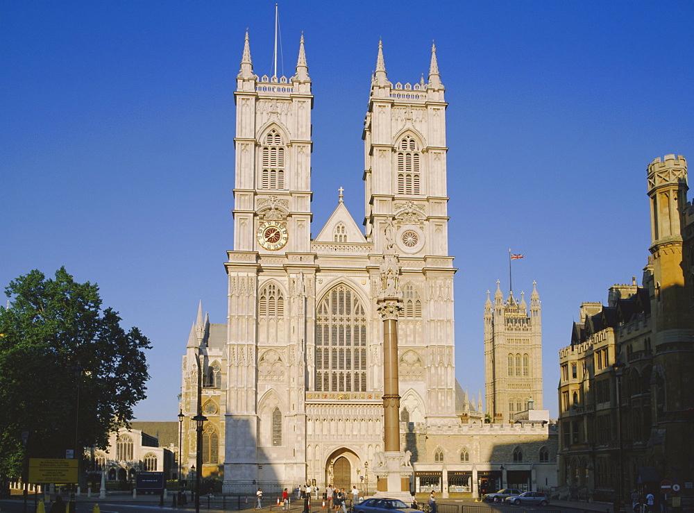 Westminster Abbey, London, England, UK