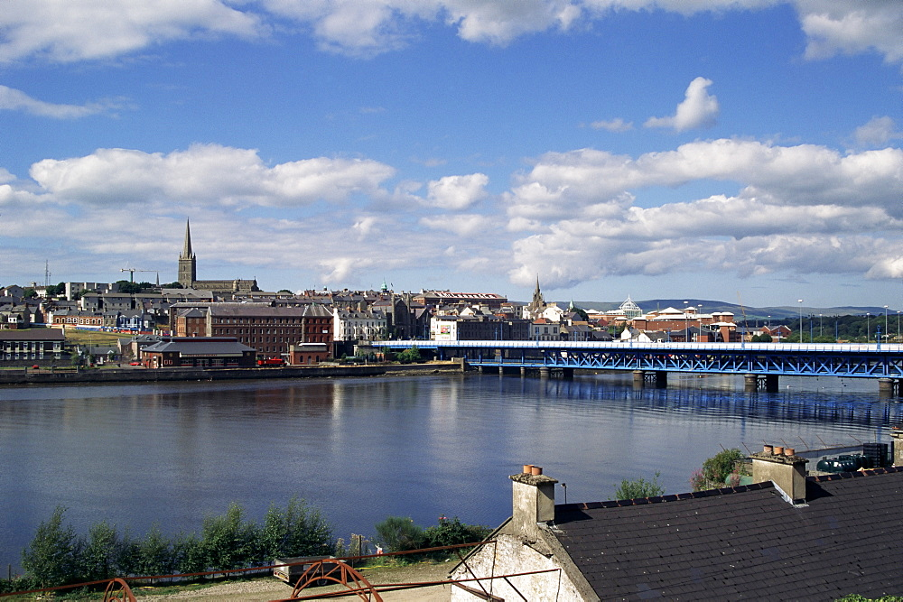 Derry (Londonderry), County Derry (Londonderry), Northern Ireland, United Kingdom, Europe