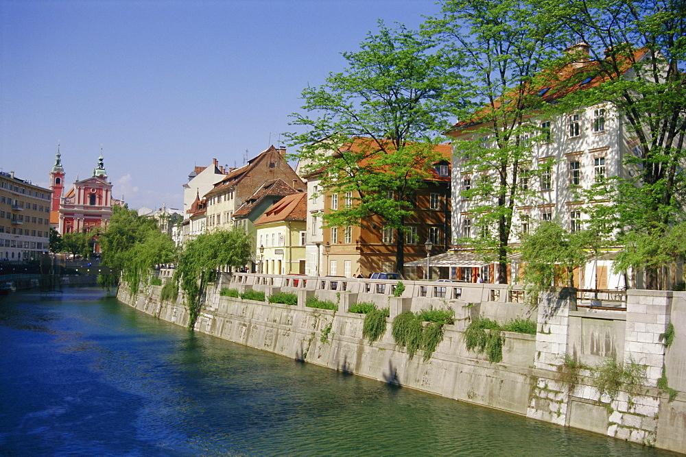 Ljubliana (Ljubljana), Slovenia, Europe