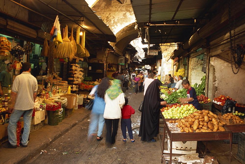 Souk, Tripoli, Lebanon, Middle East