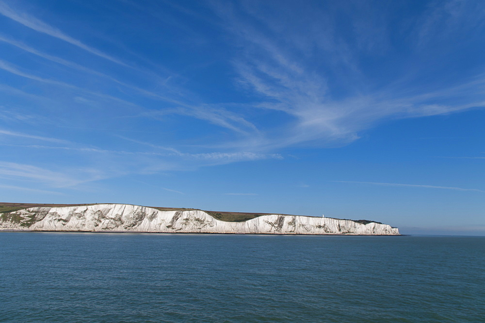 White Cliffs of Dover, Kent, England, United Kingdom, Europe