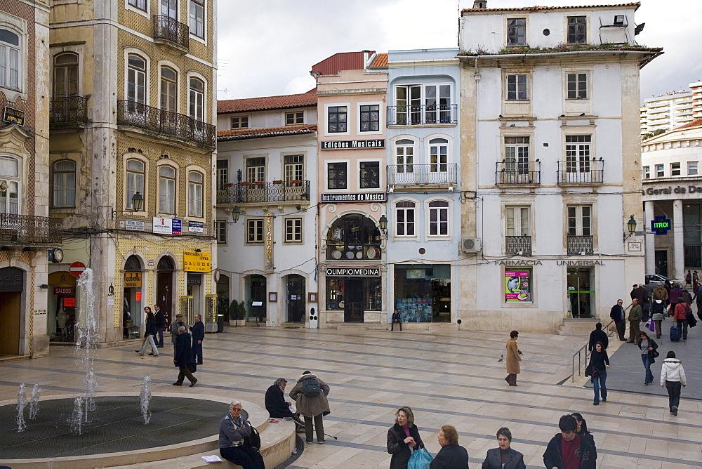 Coimbra, Beira Litoral, Portugal, Europe - 375-707