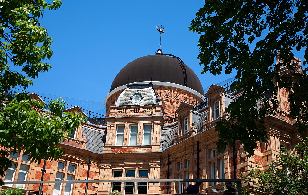 The Royal Observatory, UNESCO World Heritage Site, Greenwich, London, England, United Kingdom, Europe - 377-3913