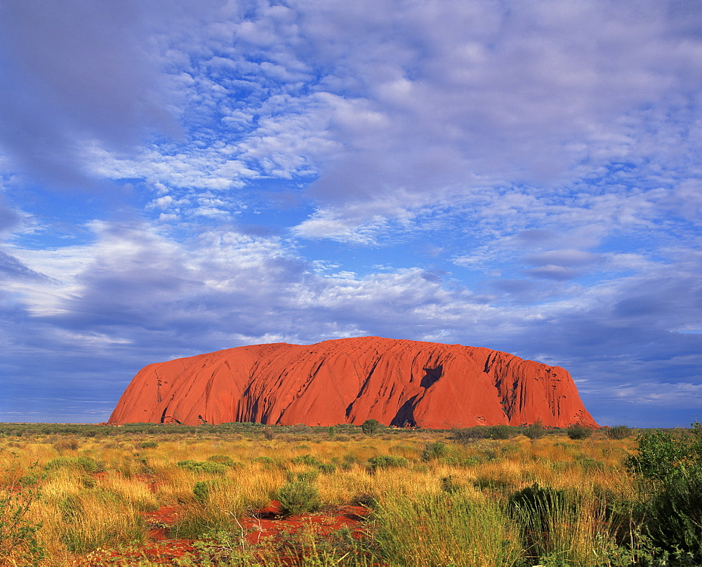 Ayers Rock, Uluru-Kata Tjuta National Park, UNESCO World Heritage Site, Northern Territory, Australia, Pacific - 383-1120