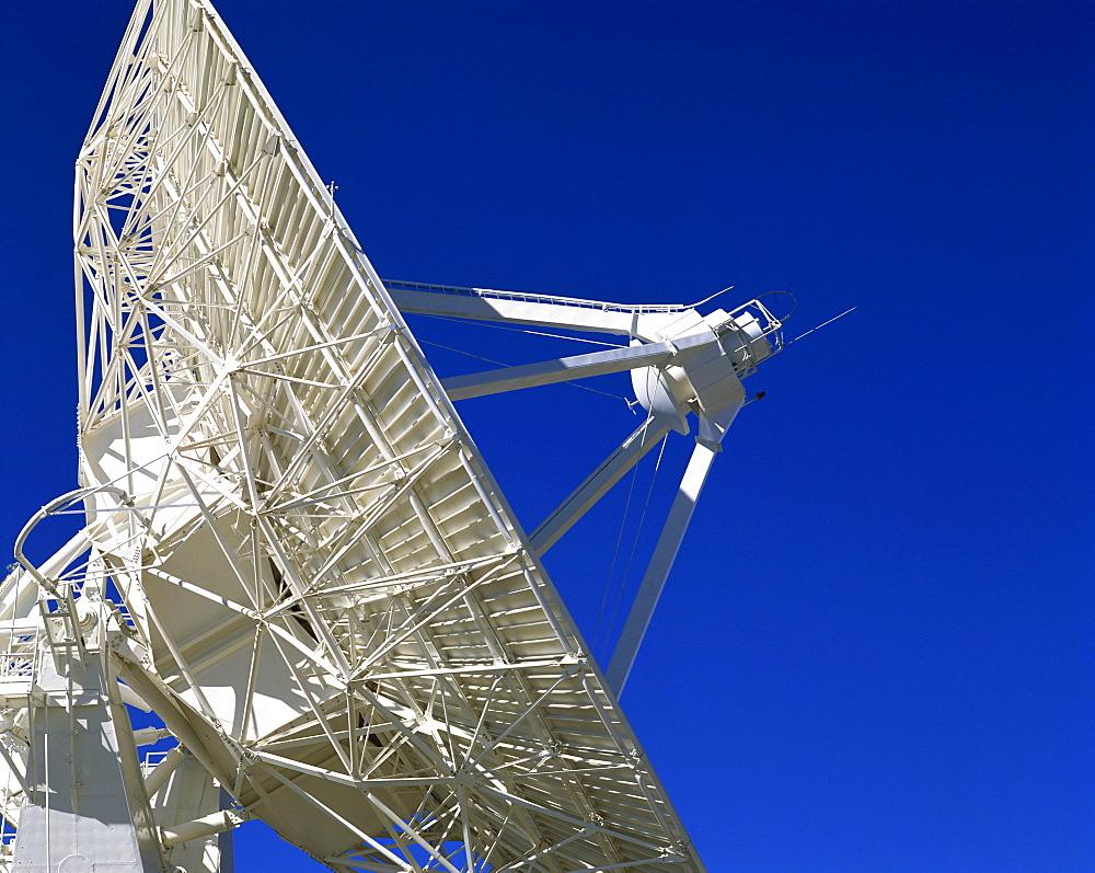 VLA antenna, Socorro, New Mexico, United States of America, North America - 383-534