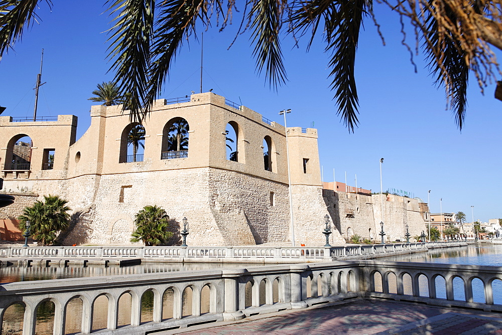 Jamahiriya Museum, Tripoli Castle, Tripoli, Libya, North Africa, Africa