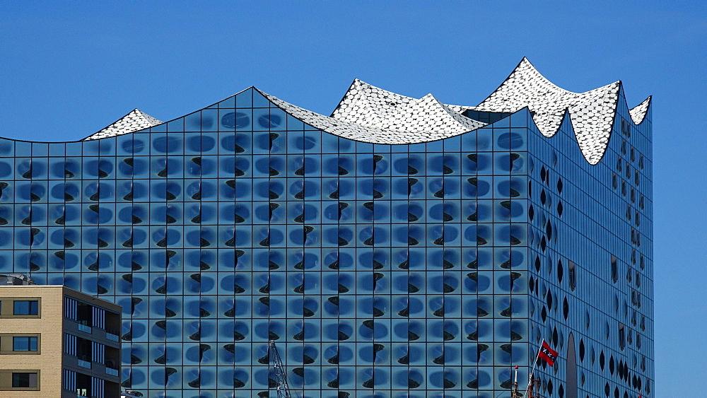 Elbe Philharmonic Hall, Hamburg, Germany, Europe