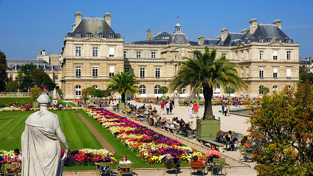 Palais du Luxembourg, Paris, France, Europe