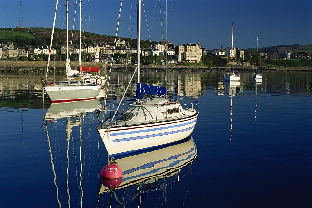 Port St. Mary, Isle of Man, United Kingdom, Europe - 397-1992