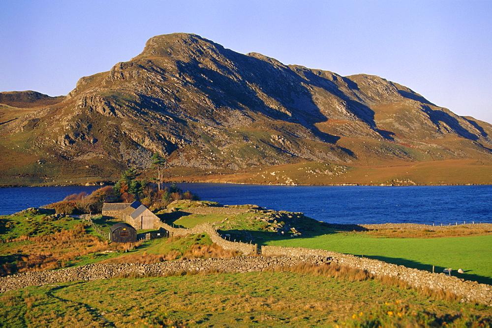 Gregennen Lakes (National Trust), Snowdonia National Park, Gwynedd, Wales, UK, Europe