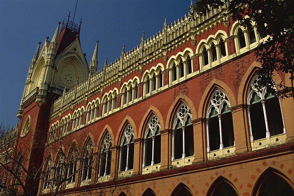 The High Court, Kolkata, West Bengal, India, Asia - 397-604