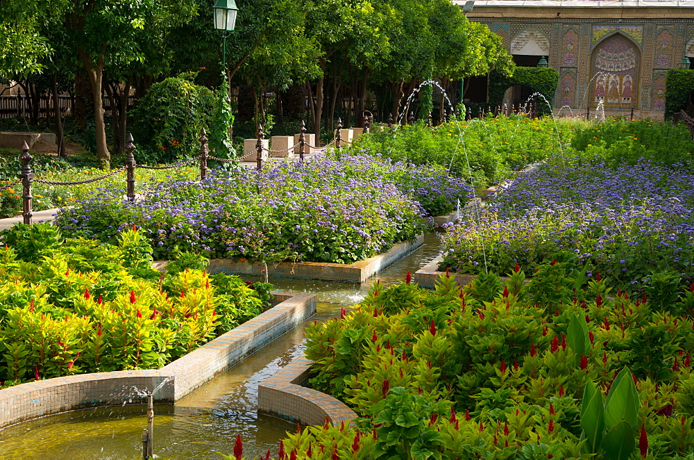 Bagh-e Narajestan (Citrus Garden), Shiraz, Iran, Middle East