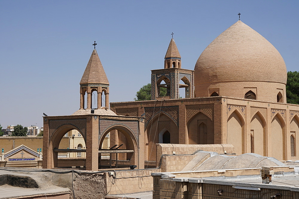 Vank Cathedral (Armenian), Isfahan, Iran, Middle East
