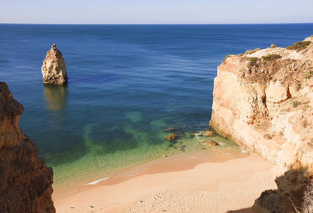 Praia da Marinha, Algarve, Portugal, Europe - 462-2468
