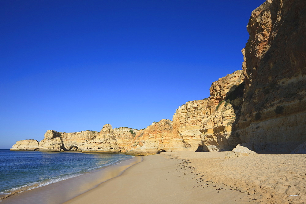 Praia da Marinha, Algarve, Portugal, Europe - 462-2469