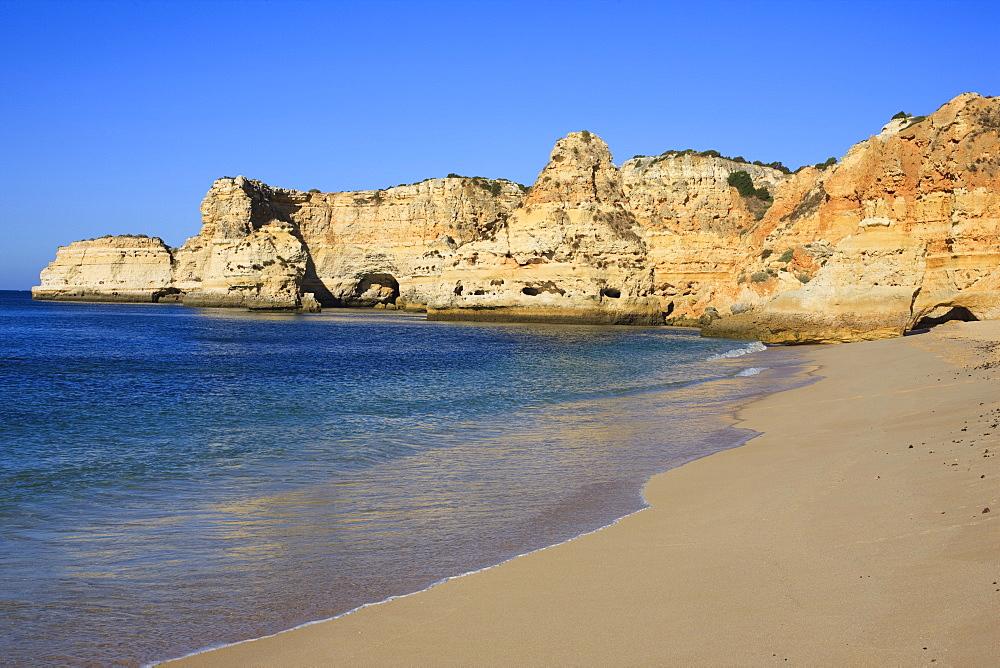 Praia da Marinha, Algarve, Portugal, Europe - 462-2471