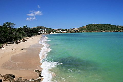Yepton Beach, Antigua, Leeward Islands, West Indies, Caribbean, Central America