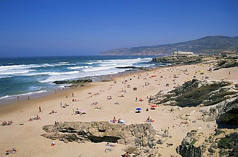 Guincho beach, Cascais, Portugal, Europe