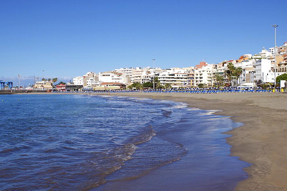 Los Cristianos, Tenerife, Canary Islands, Spain, Atlantic, Europe