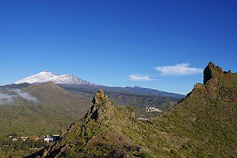 Mount Teide, Tenerife, Canary Islands, Spain, Europe