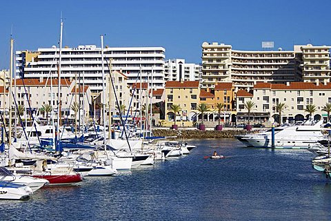Marina, Vilamoura, Algarve, Portugal, Europe - 478-4719