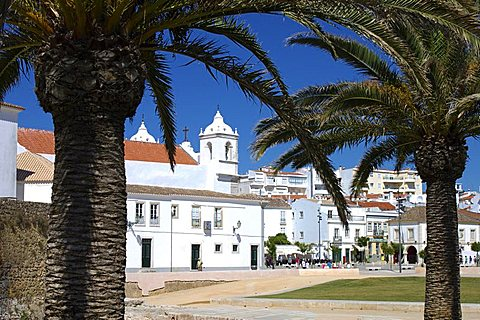 Old Town, Lagos, Algarve, Portugal, Europe