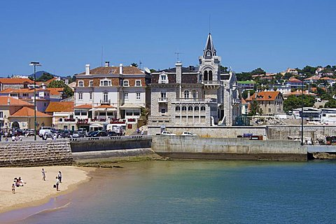 Fishermans Beach, Cascais, Portugal, Europe