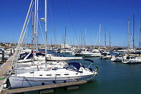 Marina, Cascais, Portugal, Europe